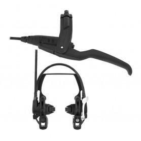 MAGURA HS11 black, 3-finger lever blade, cover black, for left/righ,EASY MOUNT, single brake