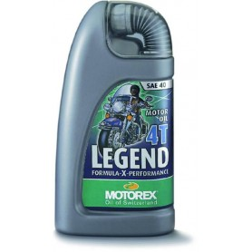 MOTOREX Engine oil Legend 4T SAE 20W 50 1 l