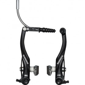 Shimano Brakes Alivio V-Brake rear, black