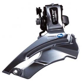 Shimano Umwerfer Altus DownSwing Dualpull, 34,9+31,8