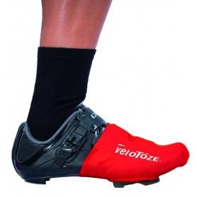 VeloToze Overshoes Toe unisize red