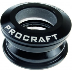 Procraft Headset semi integrated Comp 4450, 1 1/8 inch black