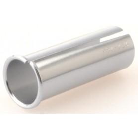 PROCRAFT Reduzierhülse für Sattelstütze, 27.2 bis 31.2 mm, silber