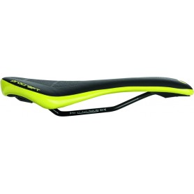 Procraft saddle Procraft Sport, 280 x 145mm black yellow