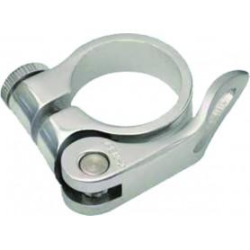 PROCRAFT Sattelstützklemme Pro QR, Ø 28.6 mm, silber