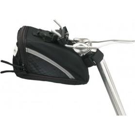Procraft saddle bag Jumbo II, 2 l, black