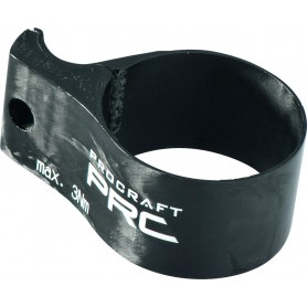 PROCRAFT Umwerferschelle PRC CFD1, Ø 31.8 mm, carbon