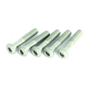 PROCRAFT Schrauben für Sattelstützen, M8 x 44 mm,