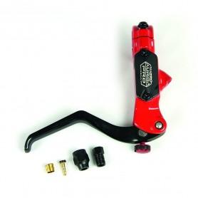 TRP Auriga Pro Brake lever left red