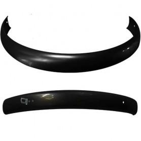 Büchel Schutzbleche 12 Zoll Stahl schwarz  B55 mm o. Streben