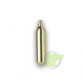 CO2 Cartridge without thread, 12 g - for CO2 Mini-Pump