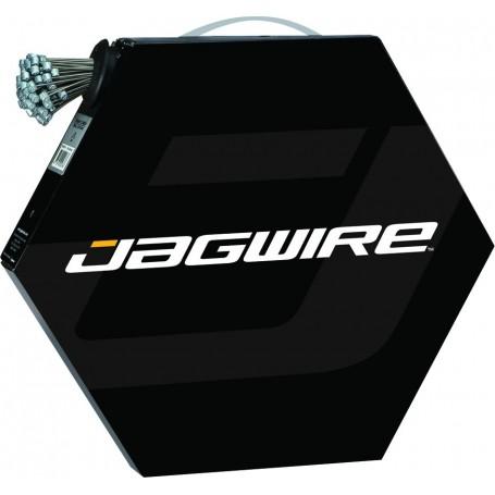JAGWIRE Schaltzug Edelstahl geschliffen silber 1,1 x 2300 mm