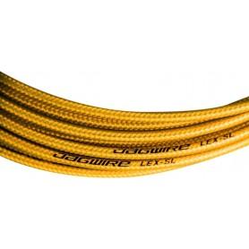JAGWIRE Derailleur cable cover LEX-SL, 4.5mm x 2,5 m, gold