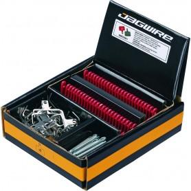 JAGWIRE Brake pads Disc Mountain Sport AVID BB7 / Juicy, red