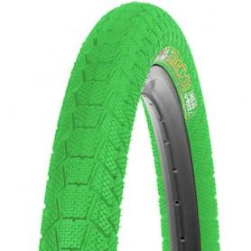 Kenda Krackpot K-907 bicycle tyre 50-406 wired green