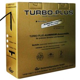 Fasi Outer Brake Cable TURBO PLUS 30 m black with Teflon