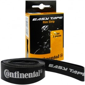 Continental Rim Tape, Easy Tape less 8bar 20-622 Set 2 pc.