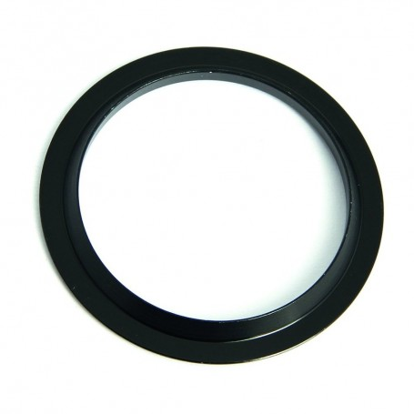 """schwarz-sand 2 mm hoch Alu OHNE Logo ERGOTEC Steuersatz-Spacer 1 1//8/"""""""