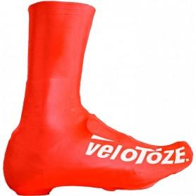 VeloToze Überschuh lang orange, S, orange