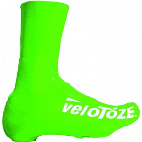 VeloToze Überschuh lang grün, XL, grün