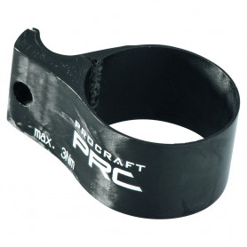 PROCRAFT Umwerferschelle PRC CFD1, Ø 34.9 mm, carbon