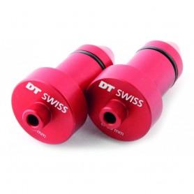 DT Swiss Adapter für Zentrierständer 9 mm Kit