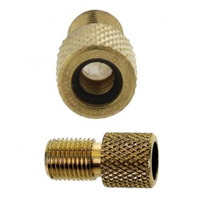Messingschlager Valve Adapter Bicycle/Car