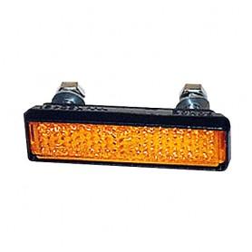 Bike Pedal reflectors 4 pcs. screws