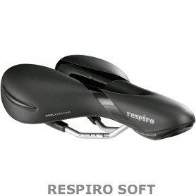 Selle Royal Sattel Respiro Soft Moderate Men