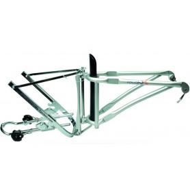 FollowMe Tandem Komplett-Set Fahrrad Nachläufer