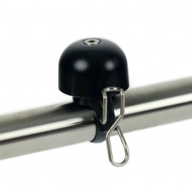 Widek Glocke Paperclip Mini schwarz