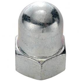 Schwarz Front Hub-Mother Cap Nut M9x1