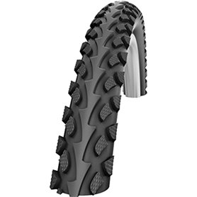Impac TourPack bicycle tyre 50-507 wired black