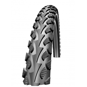 Impac TourPac BS119 bicycle tyre 42-622 wired black