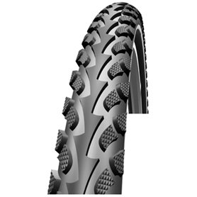 Impac TourPack bicycle tyre 47-622 wired black