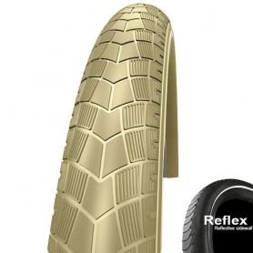 Impac Reifen BigPac PP 50-622 29 Zoll Draht Reflex creme