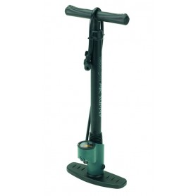 Floor Pump Plastic, 160 psi