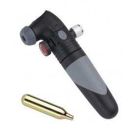 2 in 1 CO2 Mini-Pump - incl. CO2 Cartridge, 16 g