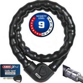ABUS Steel-O-Flex 950 L 100cm Ø 25mm schwarz