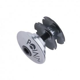 "A-Head-Plug - 1 1/8"" - silber"