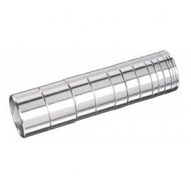"""Ergotec Spacer 1"""" - Alu 20mm silber"""