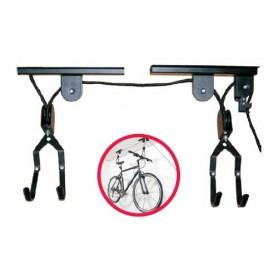 Fahrrad-Lift Deckenmontage zweiteilig 20kg Tragkraft