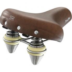 Selle Royal Saddle Drifter Med. Brown Relaxed Unisex, Premium