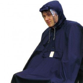 Hock waterproof poncho Rain Care marine size XL