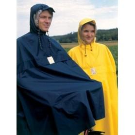 Hock waterproof poncho Rain Stop uni yellow size L