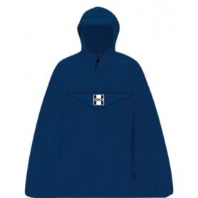 Hock waterproof poncho Rain Light blue size L