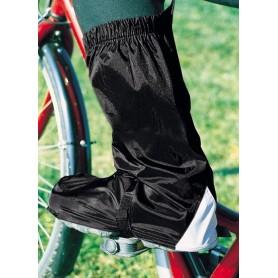Fahrradgamaschen Hock Gamas schwarz Gr.XL  45-47 knielang