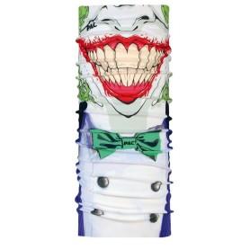 P.A.C. Halstuch Original aus Microfaser Facemask Joker bunt