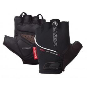 Chiba Gloves Gel Premium short size S black