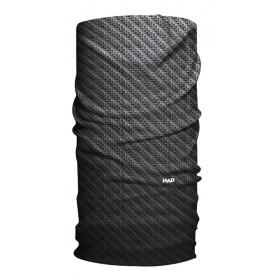 HAD Scarf Bandana functional polyester Carbon grey black
